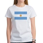 Flag of Argentina Women's T-Shirt