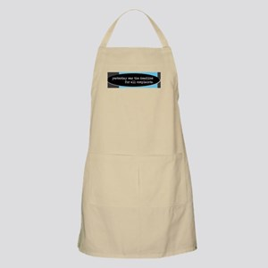 yesterday was the complaint deadline Apron