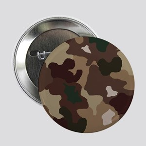 """camouflage 2.25"""" Button (10 pack)"""
