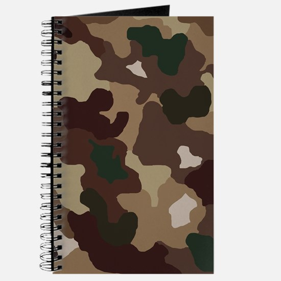 camouflage Journal
