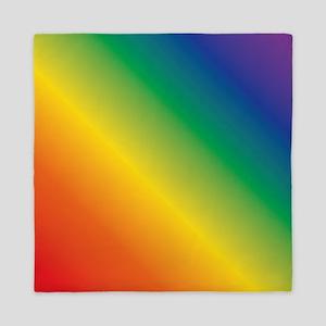 Rainbow Queen Duvet