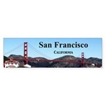 San Francisco Sticker (Bumper 50 pk)