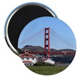 """San Francisco 2.25"""" Magnet (10 pack)"""
