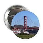 "San Francisco 2.25"" Button (10 pack)"