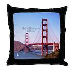 San Francisco Throw Pillow