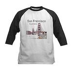San Francisco Kids Baseball Jersey