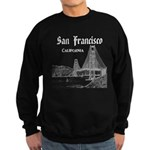 San Francisco Sweatshirt (dark)