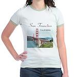San Francisco Jr. Ringer T-Shirt