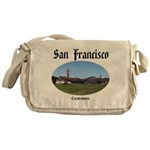 San Francisco Messenger Bag