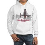 San Francisco Hooded Sweatshirt