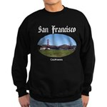 San Francisco Sweatshirt (dark)
