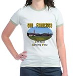 San Francisco Jr. Ringer T-Shirt