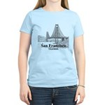 San Francisco Women's Light T-Shirt