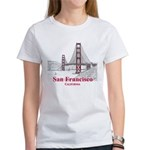 San Francisco Women's T-Shirt