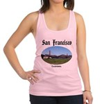 San Francisco Racerback Tank Top