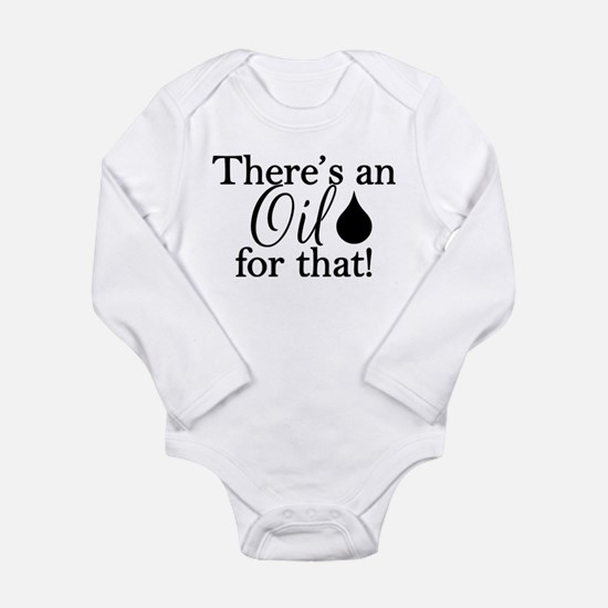 Oil for that bk Onesie Romper Suit