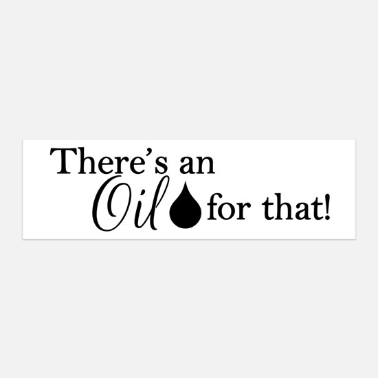 Oil for that bk Wall Decal