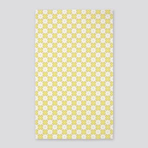 Cute Trendy Pattern Background Area Rug