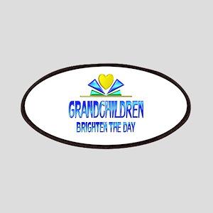 Grandchildren Brighten the Day Patch