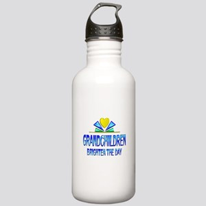 Grandchildren Brighten Stainless Water Bottle 1.0L
