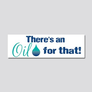 Oil For That blteal Car Magnet 10 x 3