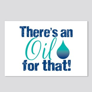 Oil for that blteal Postcards (Package of 8)