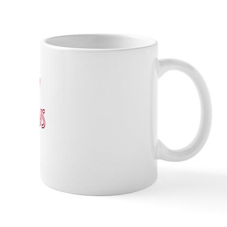 Too Funny Kidneys Mug