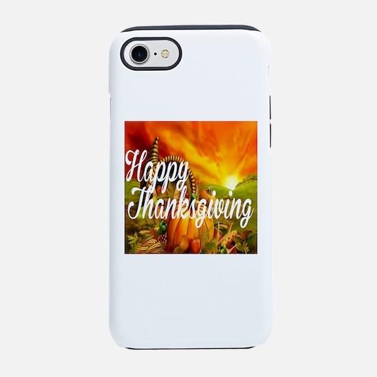 Thanksgiving iPhone 8/7 Tough Case