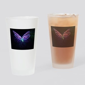 Night Flight Drinking Glass