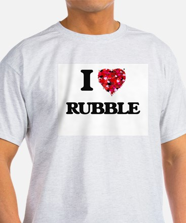 I Love Rubble T-Shirt