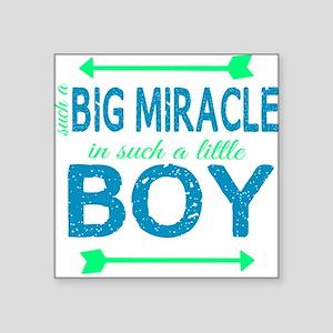 Big Miracle, Little Boy Sticker