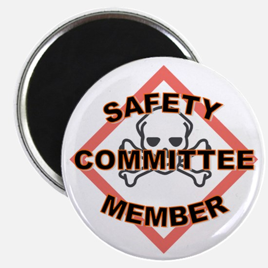 Safety Committee Magnets