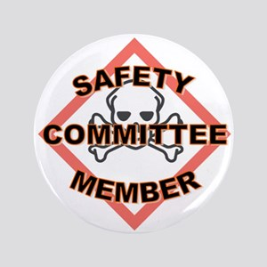 "Safety Committee 3.5"" Button"