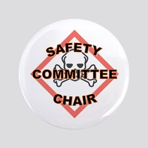 Safety Committee Chairperson Button