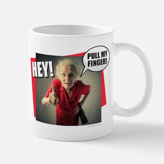 Unique Pull my finger Mug