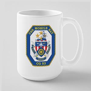 Uss Mobile Bay Cg-53 Mugs
