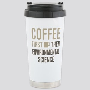 Coffee Then Environment Stainless Steel Travel Mug