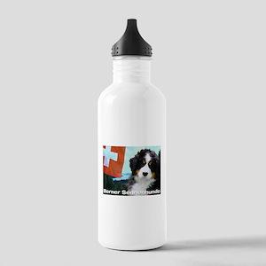 Berner Sennenhunde Water Bottle