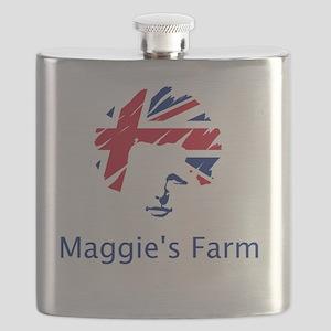 Maggie's Farm Flask