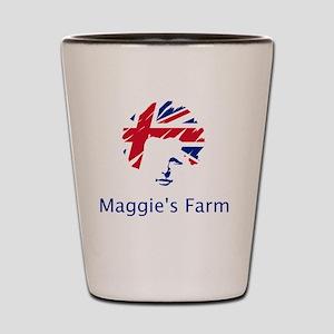 Maggie's Farm Shot Glass