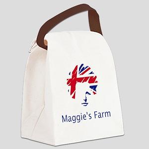 Maggie's Farm Canvas Lunch Bag