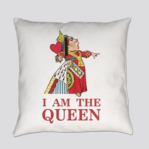 """The Queen of Hearts says, """"I am th Everyday Pillow"""