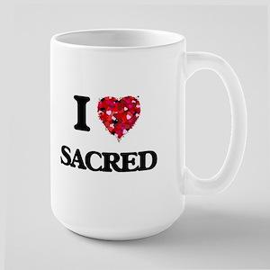 I Love Sacred Mugs