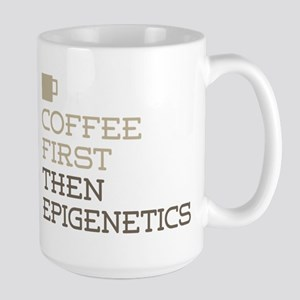 Coffee Then Epigenetics Mugs