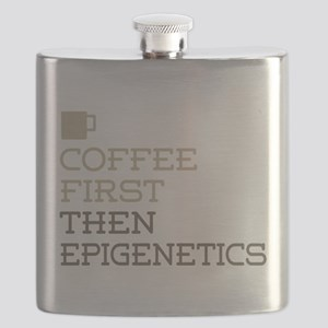 Coffee Then Epigenetics Flask