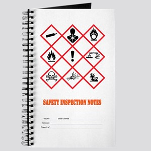 Ghs Pictograms Safety Inspection Journal