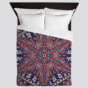 Armenian Carpet Queen Duvet