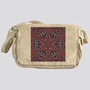 Armenian Carpet Messenger Bag