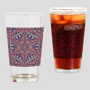 Armenian Carpet Drinking Glass