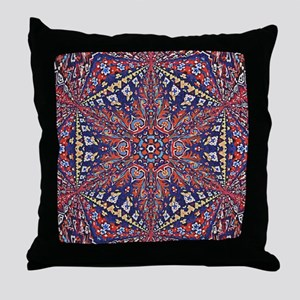 Armenian Carpet Throw Pillow